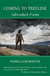 Coming To Treeline: Adirondack Poems Cover